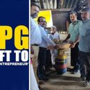 'IDLI-VENDOR' GETS LPG CONNECTION