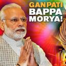 PM MODI WISHES ON GANESH CHATURTHI