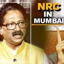 DEMAND FOR NRC IN MUMBAI