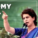 PRIYANKA GANDHI SLAMS THE CENTRE
