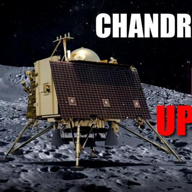CHANDRAYAAN-2 LANDING: LIVE UPDATES