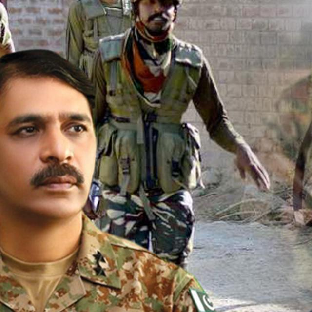 INDIAN ARMY BUSTS PAK ARMY'S LIES