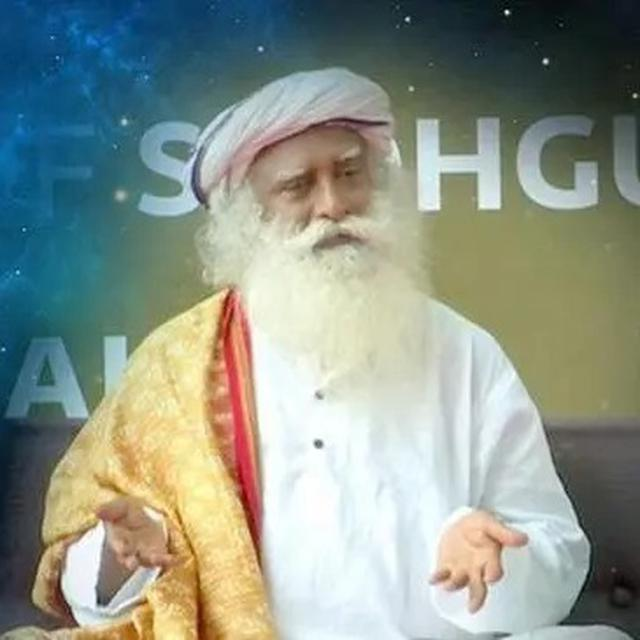 SADHGURU PREDICTS ISRO'S SUCCESS