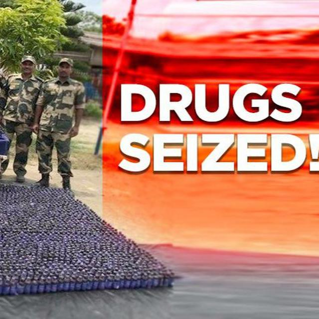 40,560 PHENSEDYL BOTTLES SEIZED