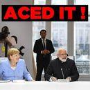 MODI ACES G7 VISIT