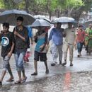 HEAVY RAINFALL IN PARTS OF GUJARAT