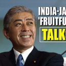 INDIA-JAPAN HOLD DEFENCE DIALOGUE
