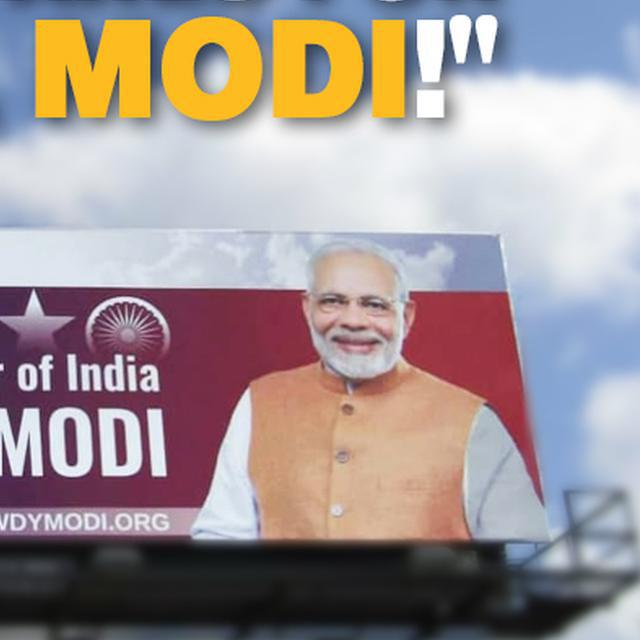 TEXAS GEARS UP FOR HOWDY MODI