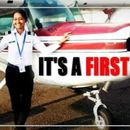 FIRST TRIBAL WOMAN TO BE A PILOT