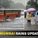 MUMBAI BRACES FOR HEAVY RAINFALL