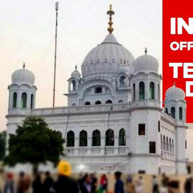 INDIA-PAK ON KARTARPUR CORRIDOR