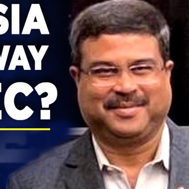 INDIA-RUSSIA CONFER ON OIL, OPEC